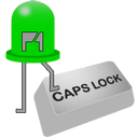 Caps Lock Indicator
