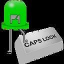Caps Lock Indicator